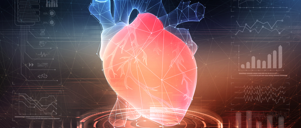 Digitized heart being improved by artificial intelligence