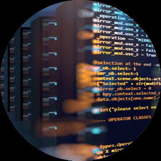 Computer code.