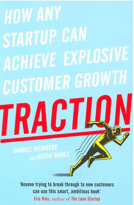 Traction by Gabriel Weinberg